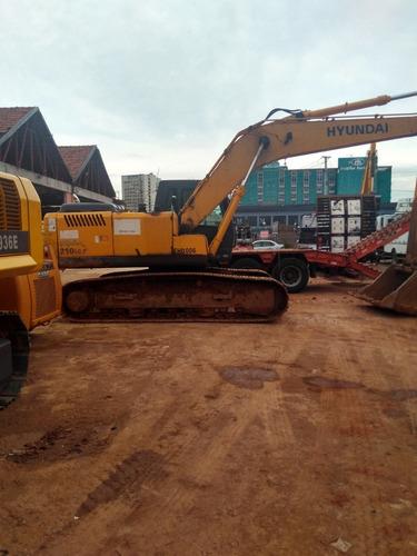 Escavadeiras Hyundai Robex 210 Lc 7 2011 *repasse*