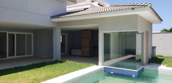 Condomínio Del Lago 5 Suítes- Casa De Alto Luxo - Ótima Oportunidade! - D.lago/q - 34343977