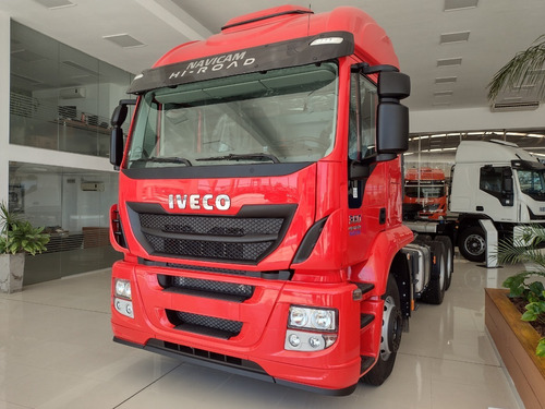 Camion Iveco Stralis Hi Road 600s36 Tractor 6x2