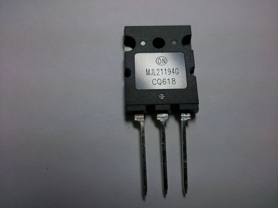 10 Transistor Mjl21194g On