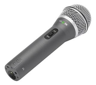 Microfono Dinamico Samson Q2u Usb/xlr Para Grabacion Y Podca