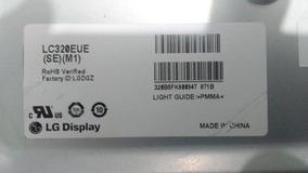 Tela Display Tv Philips 32pfl5007 Lc320eue (se)(m1)