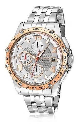 Relógio Masculino Magnum Prateado Ma32461z