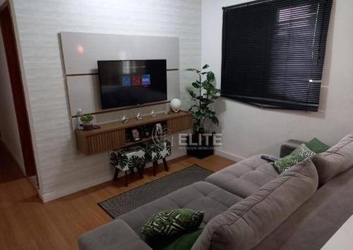 Cobertura Com 2 Dormitórios À Venda, 124 M² Por R$ 350.990,90 - Vila Humaitá - Santo André/sp - Co1958