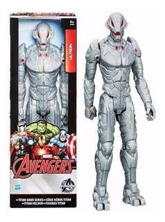Ultron Avengers 30 Cm Articulado Jugueteria Medrano