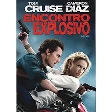Encontro Explosivo / Tom Cruise - Cameron Diaz Dvd Original