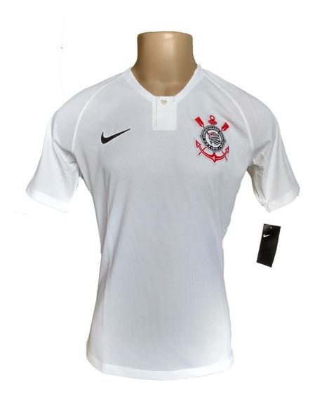 Camisa Nike Corinthians I 2018/2019 - Modelo Jogador