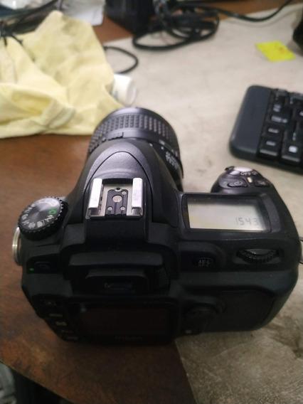 Camera Nikon D50 + Lente Nikon 60mm 1:2.8 D Af Micro Nikkor