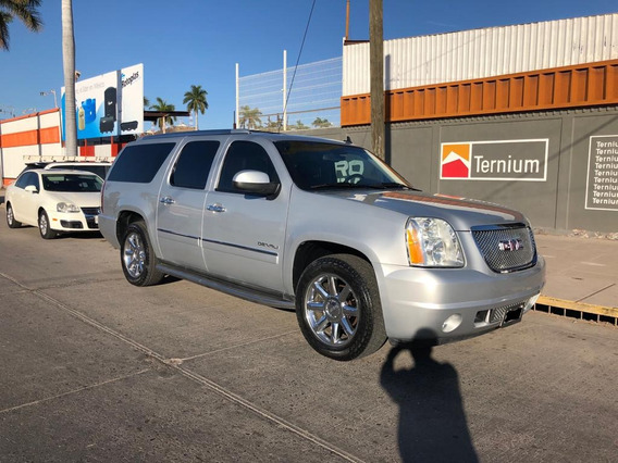 Blindada 2012 Gmc Yukon Denali Nivel 5 Plus Plus Blindados
