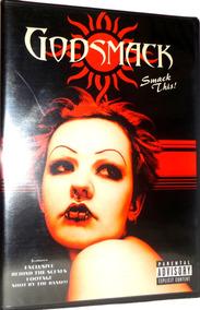 Dvd Godsmack - Smack This! - Promoção Apenas 1 Un.