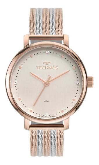 Relógio Technos Style Feminino 2035msv/1t