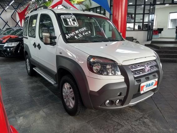 Fiat Doblò 1.8 Mpi Adventure 16v Flex 4p Sem Entrada Uber