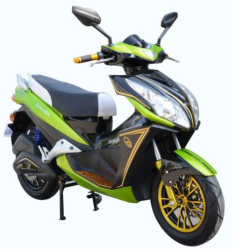 Moto Eléctrica Sakura Mantis 1.5 Kw