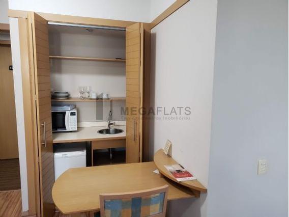 01637 - Flat 1 Dorm, Bela Vista - São Paulo/sp - 1637