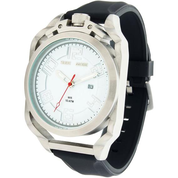 Relógio Masculino Analógico Com Calendário Surfmore 3532259m