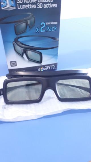 Óculos 3d Samsung Ativo Ssg-3050gb
