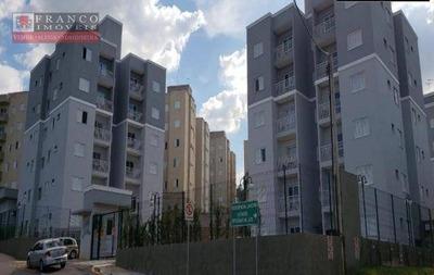 Apartamento Com 3 Dormitórios Para Alugar, 63 M² Por R$ 1.500/mês - Ponte Alta - Valinhos/sp - Ap0311