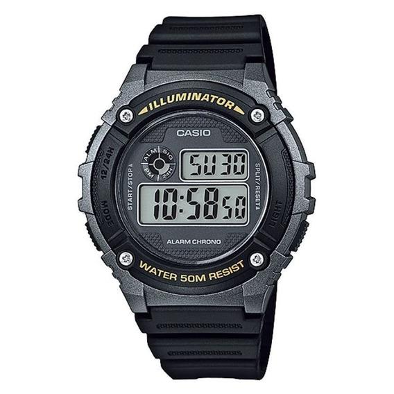 Relógio Casio Masculino W216h1bvdf