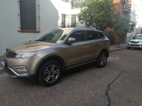 Geely Emgrand X7 Sport Gl At 2,4