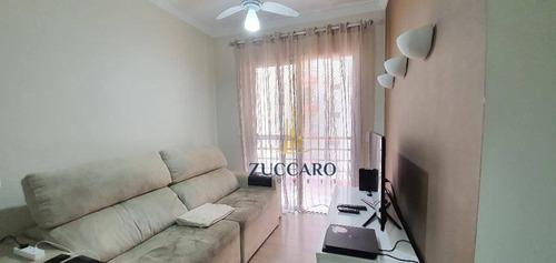 Apartamento À Venda, 50 M² Por R$ 265.000,00 - Macedo - Guarulhos/sp - Ap15218