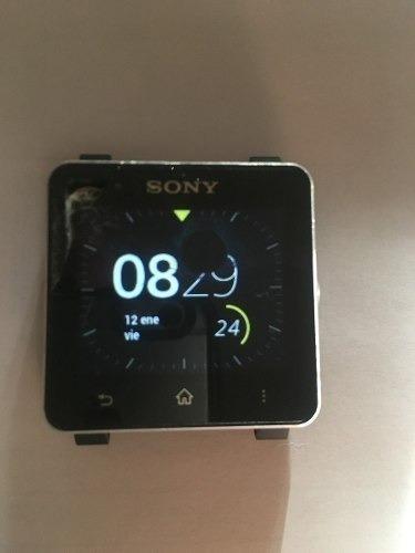 Sony Smartwatch 2 Sw2 Para Repuesto Placa Y Bateria Excelent