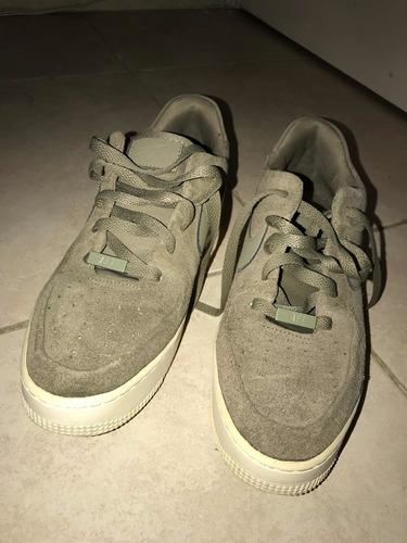 Nike Air Force Sage Green
