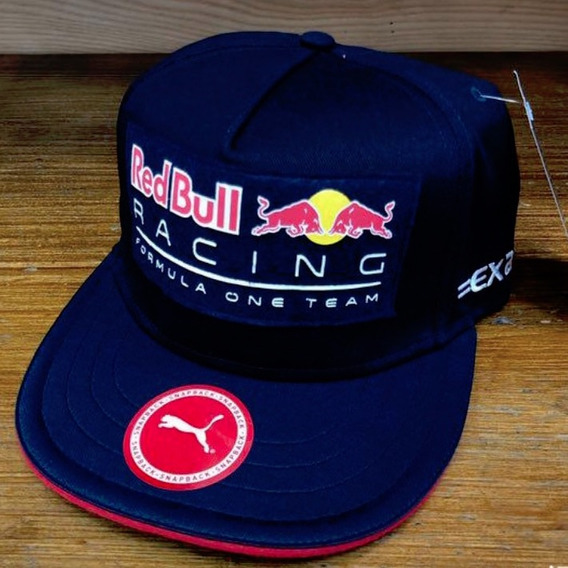 Gorra Red Bull Racing Max Verstappen Formula One Team F1
