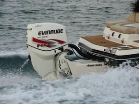 Evinrude Etec 135 Ho Distribuidor Oficial Nautica Del Plata