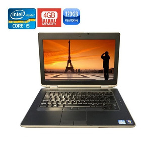 Notebook Dell E6430 Latitude Core I5-3320 4gb Hd 320gb