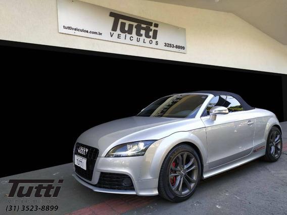 Audi Tts 2.0 Tfsi Roadster 16v Gasolina 2p S-tronic