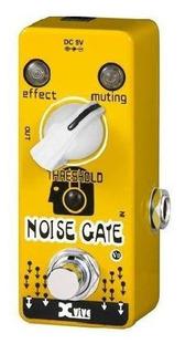Pedal De Efecto Xvive Noise Gate Puerta De Ruido V11