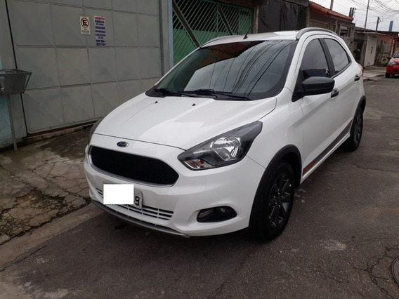 Ford Ka 1.0 Trail Flex Carro Completo Top