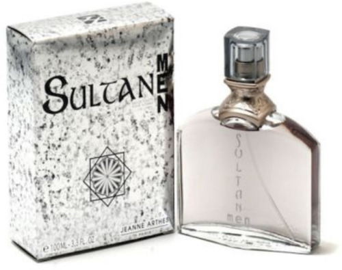 Edt 3.3 Onzas Sultan De Jeanne Arthes Para Hombre En Spray