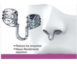 Dilatador Nasal De Silicona Anatómico Antironquido Envíos
