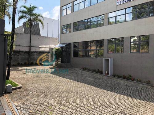 Imagem 1 de 16 de Pavilhão/galpão Para Alugar No Bairro Tamboré - Santana De Parnaíba/sp - 266
