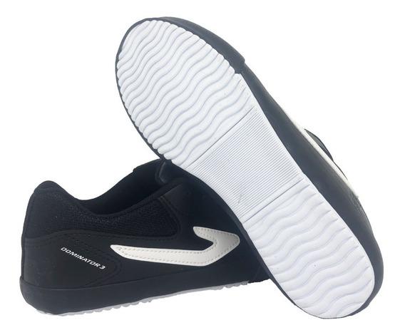 Tênis Futsal Topper Dominator Modelo Iii Adulto