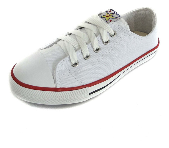 Tenis Super Star Infantil Casual - 3001.0001