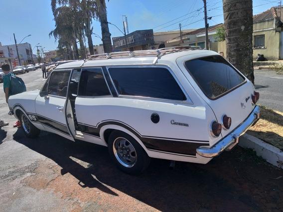 Chevrolet Gm Caravan Ss Opala
