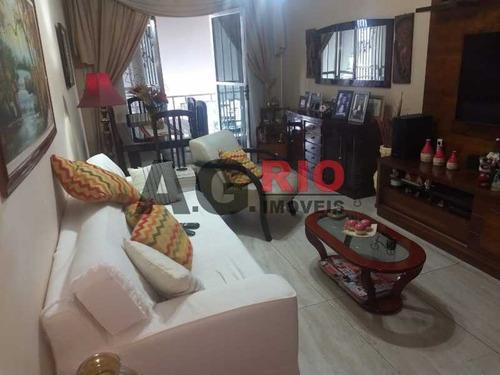 Imagem 1 de 15 de Apartamento-à Venda-bento Ribeiro-rio De Janeiro - Vvap20841