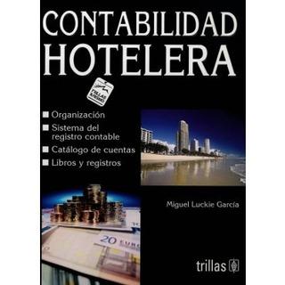Contabilidad Hotelera Turismo Trillas