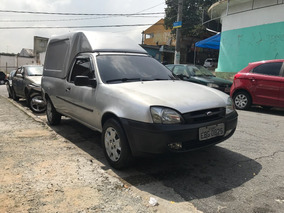 Ford Courier 1.6 L Flex 2p 103.1hp 2009 Completa Ar Condicio