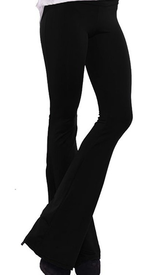 Calza Oxford Tiro Alto 100% Lycra Mujer Talle Standar Xs-xxl