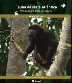 Livro Fauna Da Mata Atlântica - Um Guia Para Ilha Grande