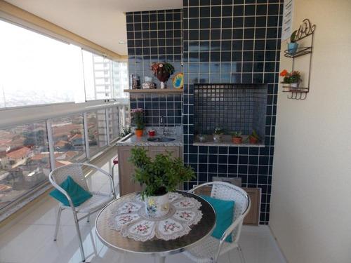 Imagem 1 de 15 de Apartamento Com 03 Dormitórios E 160 M²   Santa Teresinha , São Paulo   Sp - Ap344202v