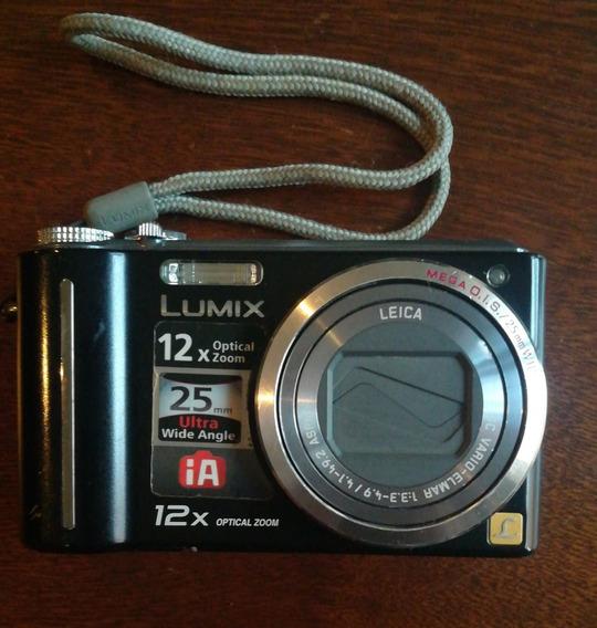 Camara Fotográfica Digital Lumix Dmc-tz6 Con Accesorios