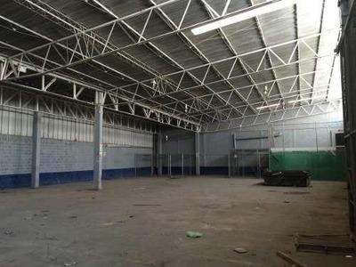 Nave Industrial En Renta - Ecatepec