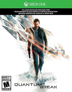 Quantum Break, Juego Offline Para Xbox One