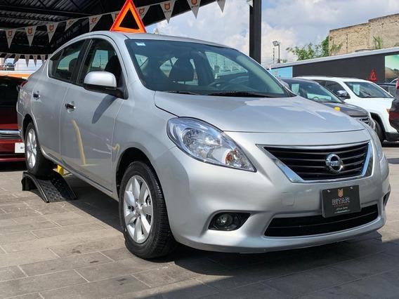 Nissan Versa Advance Aut. 2012 ¡¡excelente Trato!!