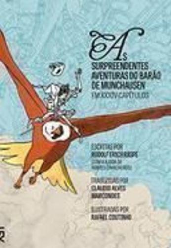 As Surpreendentes Aventuras Do Barão De Munchausen Em Xxx...