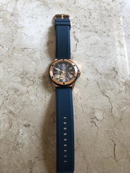 Relógio Bulova Marine Star - Automatico - 98a227